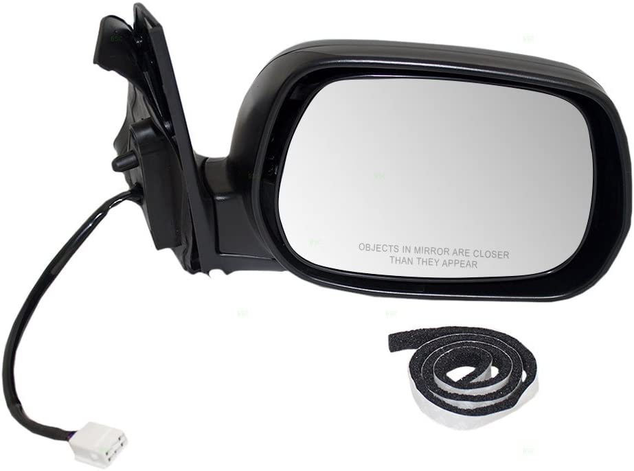 Brock Replacement Passengers Power Side Heated Max Ranking TOP12 71% OFF View Compa Mirror