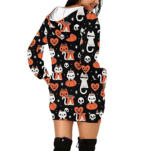 Vestidos De Halloween Para Mujeres,Vestido De Dia De Los Muertos, Vestido De Bruja,Vestido De Tallas Grandes De Halloween,Vestidos De Halloween,Vestido Festivo, Disfraz, Disfraces De Halloween,Vestido