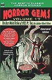 Horror Gems, Volume 17, the Best Weird Fiction of 1923, Pt. 2