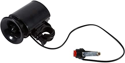 Fietsbel Elektrische hoorn Bel Stuurring Bel Belring 6-luid geluid Elektronische hoorn Hoorn voor gebruik op de fiets