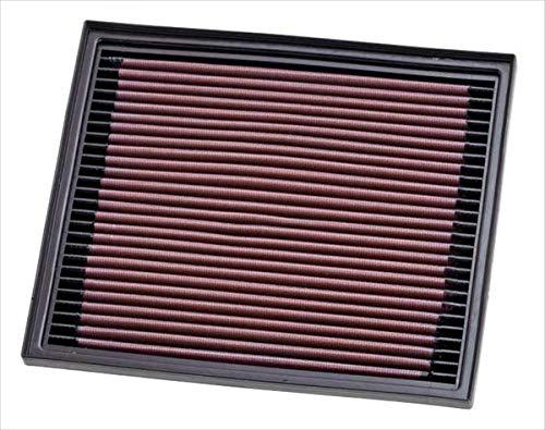 K&N 33-2119 Filtre à Air du Moteur: Haute Performance, Premium, Lavable, Filtre de Remplacement, Plus de Pouvoir, 1996-2019 (C4, DS5, Expert,2008, 5008, Discovery, Range , Crossland X)