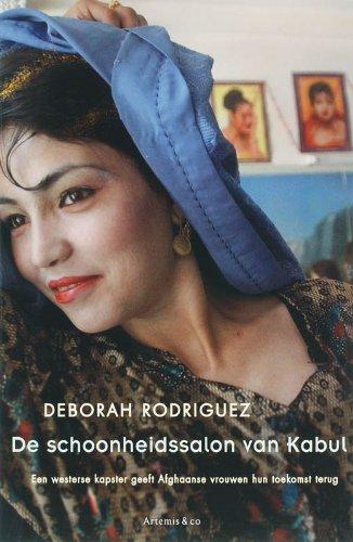De schoonheidssalon van Kabul: een Westerse kapster geeft Afghaanse vrouwen hun toekomst terug