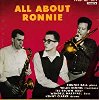 All About Ronnie by Ronnie Ball (1994-07-24)