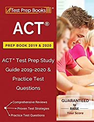 ACT Prep Book 2019 & 2020 - Best ACT Prep Books