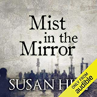 Mist in the Mirror audiobook cover art