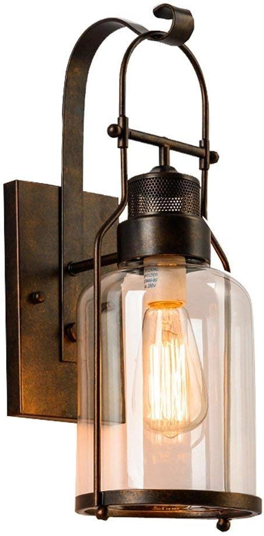 Perfect Home Vintage Industrial Wall Sconces Retro Loft Wall Light (color   Retro) Durable