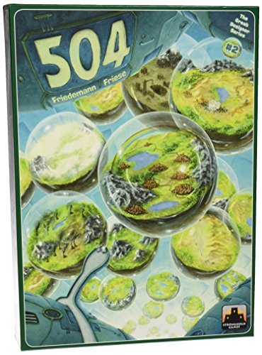 Stronghold Games 4002SG - Brettspiele, 504