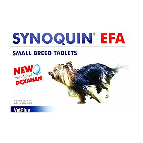 Condroprotector Synoquin Efa Comprimidos Razas Pequeñas 🔥