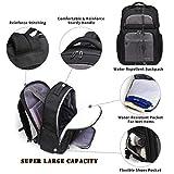 IMG-1 tudequ 17 3 laptop backpack