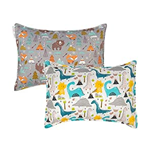 ALVABABY Toddler Pillowcases
