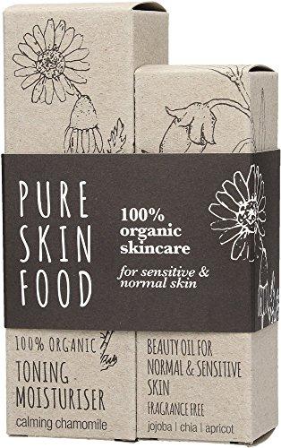 Pure Skin Food: Set - empfindliche Haut