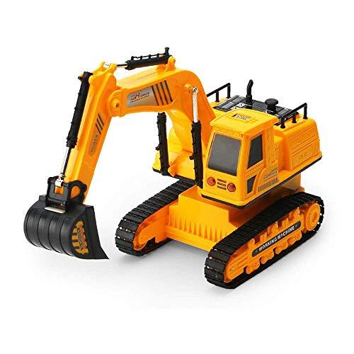 Ferngesteuertes Auto, Kinder Fernbedienung Auto Fernbedienung Engineering Fahrzeug Auto Spielzeug Kabelloses...