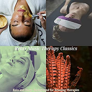 Koto and Harp - Background for Relaxing Therapies