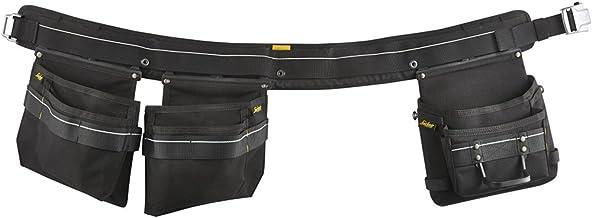 4 XTR Cintura porta attrezzi Taglia: S schwarz-schwarz Snickers Workwear Nero