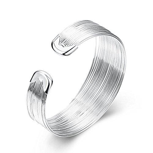 Charm Damen-Armband 925 Silber Armband Sterling Silber,nickelfrei,Wunderbare Geschenke YS-B0132