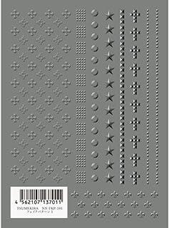 ツメキラ(TSUMEKIRA) ネイル用シール フェイクパターン1 NN-FKP-101