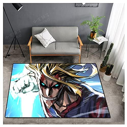 Carpet Rectangular Door Mat Living Room Children's Bedroom Area Bedside Table Study Sofa Cartoon Anime Elevator Outdoor Game Mat Washable