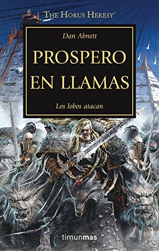 The Horus Heresy nº 15/54 Próspero en llamas (Warhammer The Horus Heresy)