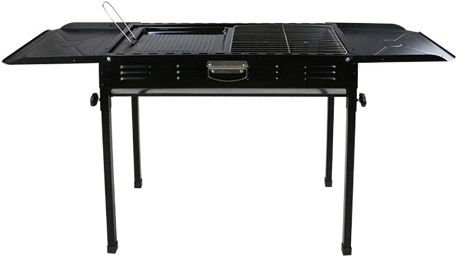 BBQ Supplies Barbecue Easy Barbecues Set Charcoal BBQ Home Grill Stainless Steel Grill Portable Wild Carbon Oven Foldable BBQ Grill Travel Outdoor Barbecue Tool