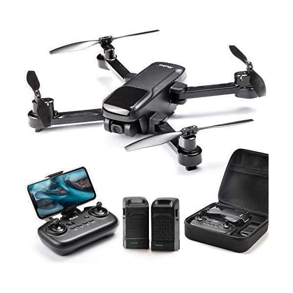 Ruko U11 GPS Drones with Camera for adults, 40 Mins Flight Time, 4K UHD Mini FPV...