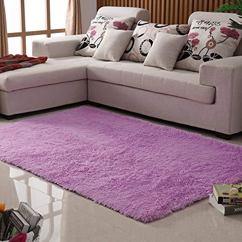 Alfombra para dormitorio, salón, mesa de café, alfombra de oficina, moderna y sencilla, alfombra para noche, 2 x 3 metros