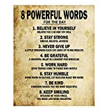 Motivational Quotes 8 Powerful Words for the...