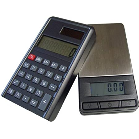 Taschenwaage Feinwaage Digitalwaage Waage Multifunktionale Handkaffeewaage Mit Timer-Temperaturf/ühler Digitale K/üchenwaage Lcd Elektronische Waage 1000G 1G 0.1G-2000G