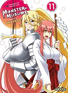 Monster Musume Edition simple Tome 11