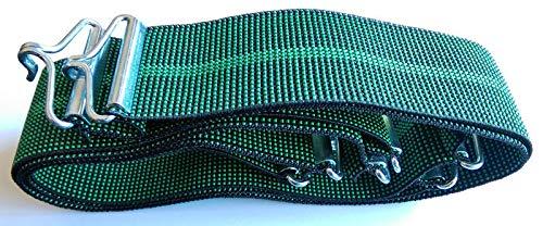 Leopet vervangende rubberen band voor hondenbedden met elastische riemen en veren, voor kinderbed, 35x50cm
