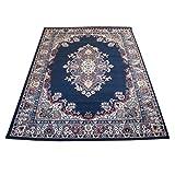 WEBTAPPETI.IT Tappeto Classico Tappeto Salotto Orientale Persian 6210-BLU cm.140x200