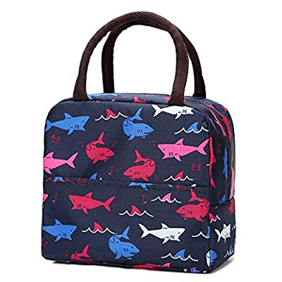 Lunch Bag Cooler Bag Women Tote Bag Insulated L...