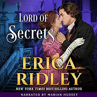 Lord of Secrets audiobook cover art