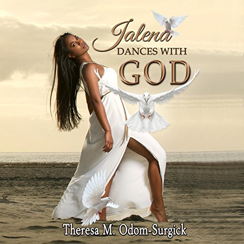 Jalena Dances with God audiobook cover art