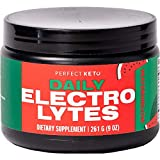 Perfect Keto Electrolytes Hydration Powder | Supports Hydration, Recovery & Healthy Immune System | Sugar Free, No Carbs, Calories or Fillers | Keto-Friendly & Non-GMO (Watermelon)