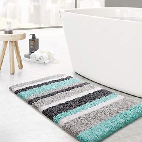 "KMAT Luxury Bathroom Rugs Bath Mat, 18""x26"" Now $13.59 (Was $25.99)"