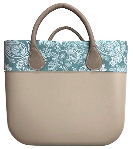 O Bag Bordüre Ornament Mint - für O Bag Classic