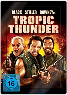 Tropic Thunder (limited Steelbook Edition)