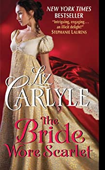 The Bride Wore Scarlet - All About Romance