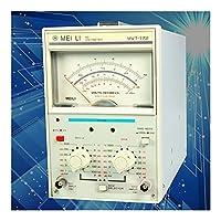 高い安定性 MVT-172 デュアルニードル ミリボルトメーター 100uV〜400V デジタルミリボルトメーター 5Hz-2MHz 周波数 (Size : 110V)
