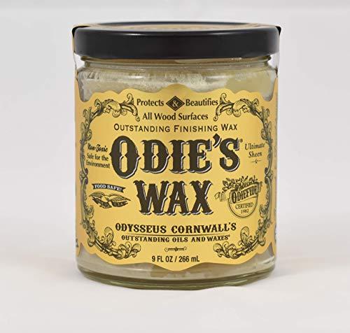 Odie's Wax Clear 9oz by Odie's Oil