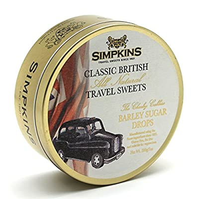 simpkins british taxi barley sugar travel sweets 7 oz x 3 by simpkins Simpkins British Taxi Barley Sugar Travel Sweets 7 oz x 3 by simpkins 51Rxghn9LWL
