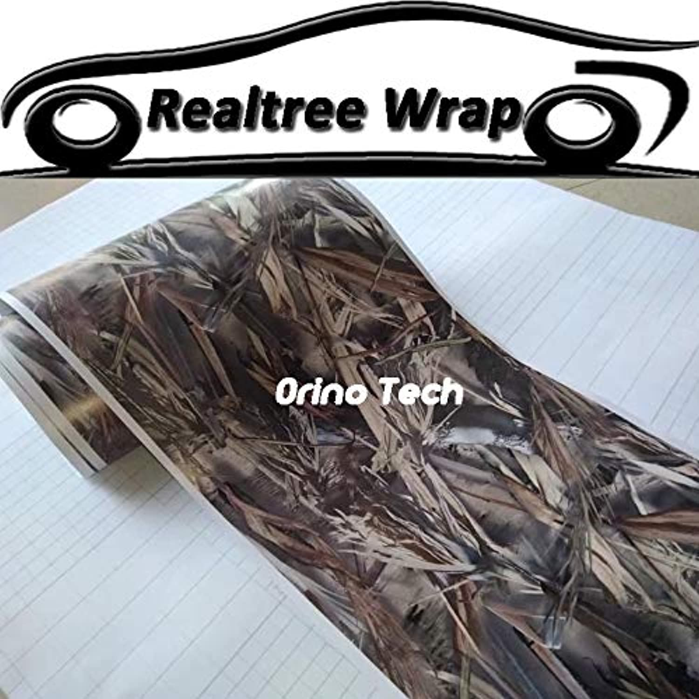 Car Styling Real Tree Grass Vinyl Film Leaf Realtree Vinyl Car Wrap Sticker Film Motorcycle Bike Truck Sticker Decal(Size  152CMx5M 5X16FT)