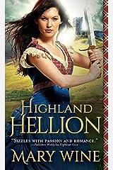 Highland Hellion (Highland Weddings Book 3) Kindle Edition