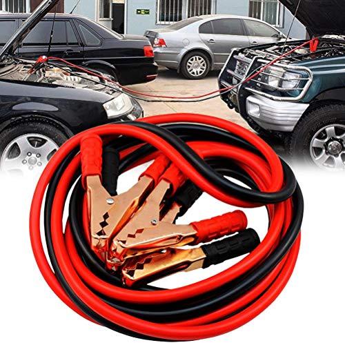 2.2Meters 500A del coche de energía de emergencia de inicio principal línea de la batería de emergencia Teleférico Fuerte de coches Van batería de refuerzo teleférico cable de batería de emergencia