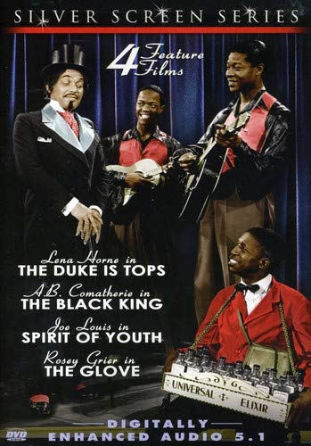 The Duke Is Tops/The Black King/Spirit Of Youth/The Glove