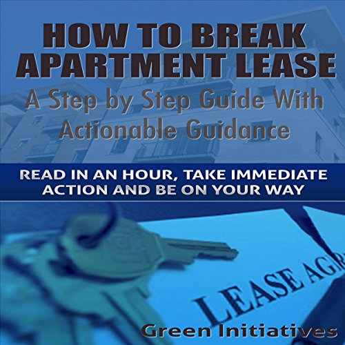 How to Break an Apartment Lease  By  cover art