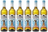 Descomunal Verdejo Vino blanco D.O Rueda- 6 Botellas de 750 ml - Total: 4500 ml...