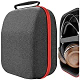 Geekria UltraShell Headphone Case for Denon AH-D9200, AH-D5200, Fostex TH-500RP, TH900, TH909, Pioneer SE-DIR800C, A1000, Sony MDR-Z1R, MDR-Z7M2 Headphones, Large Hard Shell Travel Carrying Bag