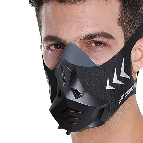 Liang Jie Máscaras De Resistencia Máscaras Deportivas Fitness, Runni