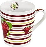Erdbeerträume - Porzellantasse